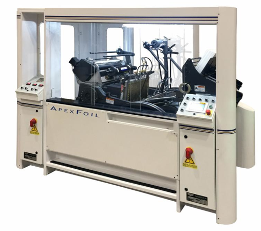 Kluge new ApexFoil press
